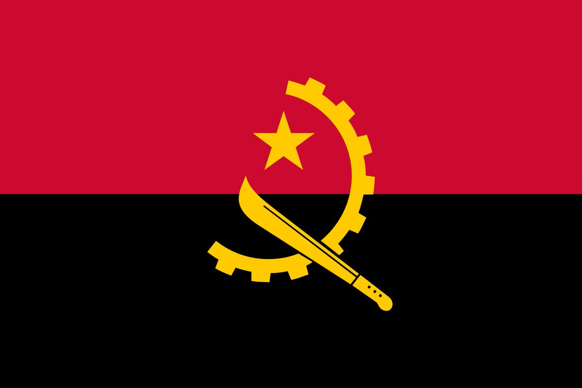 """地図フリーク on Twitter: """"""""Mangola""""国旗 #国旗 https://t.co ..."""
