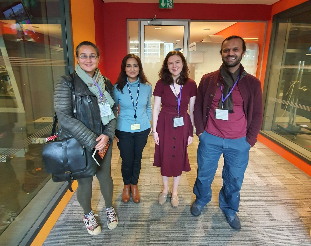 Tune in to the Big Debate now as @SheetalParmar is joined by candidates from Plaid Cymru @FflurElin, the Green Party @Talia_inReality and the Brexit Party @KulvinderManik. #BBCElection #GE2019 Listen here: bbc.in/33UM3YZ