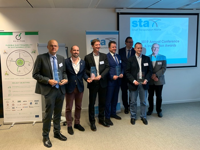 test Twitter Media - NOESIS was honored with the Best Innovation Project/Solution award in the 2019 @Smart_Transp  Alliance Annual Conference & Innovation Awards  https://t.co/x6w3kVAszQ  #bigdata #transport #Transportation https://t.co/maruIE3opO