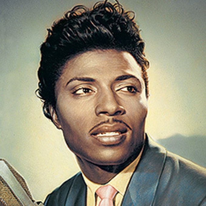 Happy Birthday to musician, songwriter and pianist Little Richard born on December 5, 1932