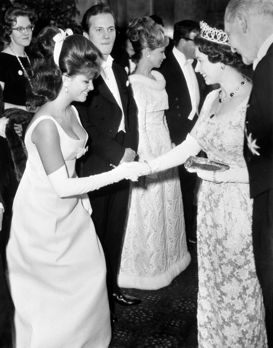 The first Royal Film Performance took place at the Empire Cinema in Leicester Square in 1946, and was attended by King George VI, Queen Elizabeth, Princesses Elizabeth and Margaret. The Queen has attended on several occasions, including the 1962 film premier of West Side Story.