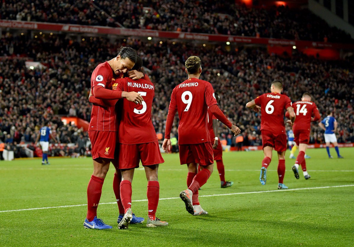 The Reds!  #YNWA<br>http://pic.twitter.com/TBu5o50oul