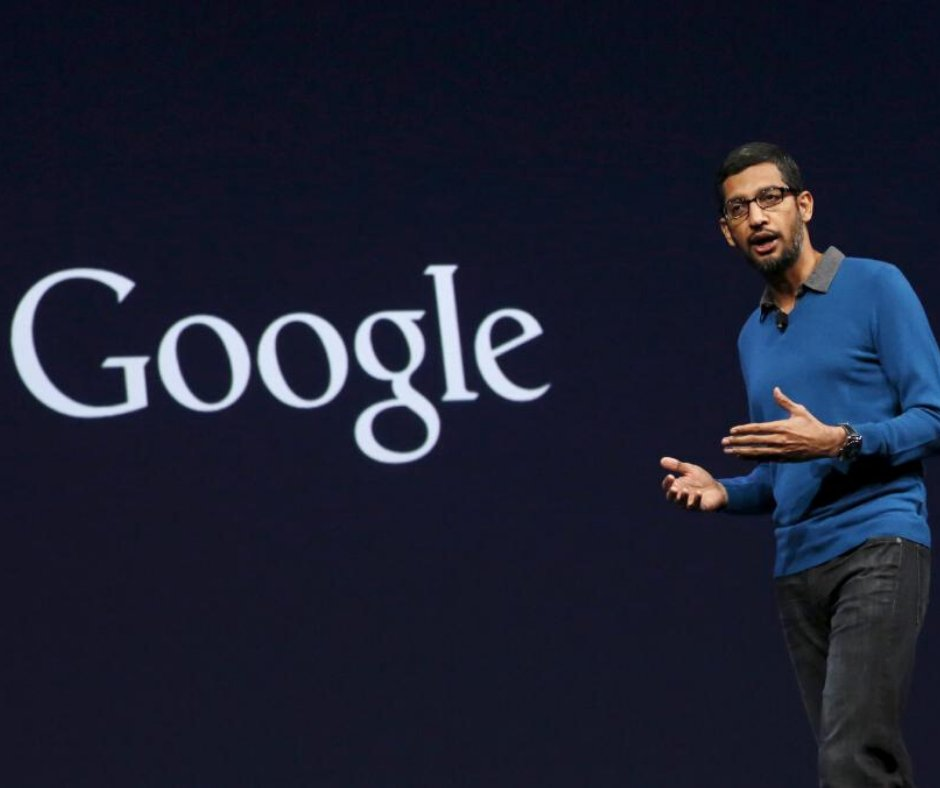 Google is now adult, say its founders as they resign, make Sundar Pichai Alphabet CEO: Key bits from letters. Learn here:  https:// zurl.co/0KjG       #google #latestnews #news #digimantralabs #digitian #business #growth<br>http://pic.twitter.com/ijAfvH8vtk