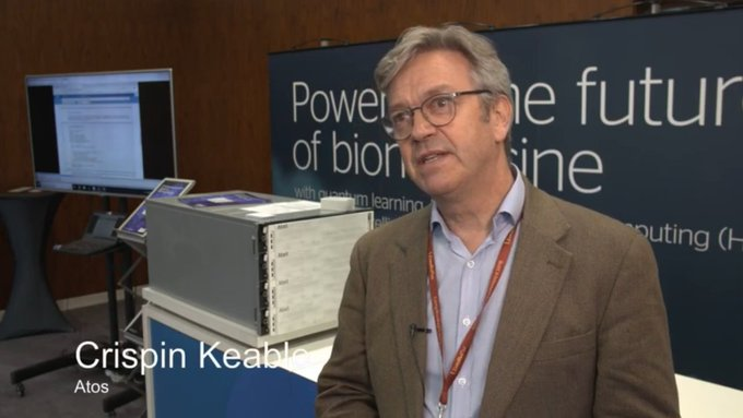With 'Computing Today' the theme of #CIUK Day 1, Dr Crispin Keable explains what...