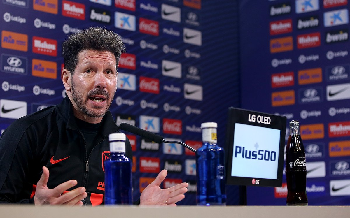 [] PRESS CONFERENCE   The boss previews Friday's match   @Eng_Villarreal: