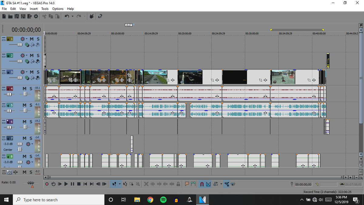 Editing for the 11th part of GTA San Andreas is completed, i hope you guys enjoy it. Video will be up on my channel tomorrow morning. <br>http://pic.twitter.com/5ShI4KRhWa