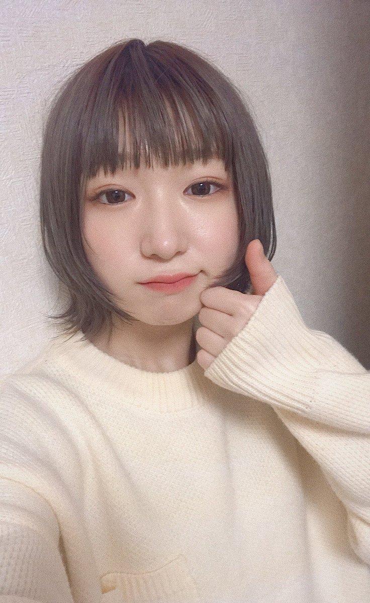A子ちゃんから聞いたB子ちゃんの悪い噂だけでB子ちゃんを嫌いになるとか数年前あったけど今思えば、ひどい話だよね。自分で確認しないと危ないよね。あ、髪染めました。本当か確認しに12月8日大阪公演来てください。