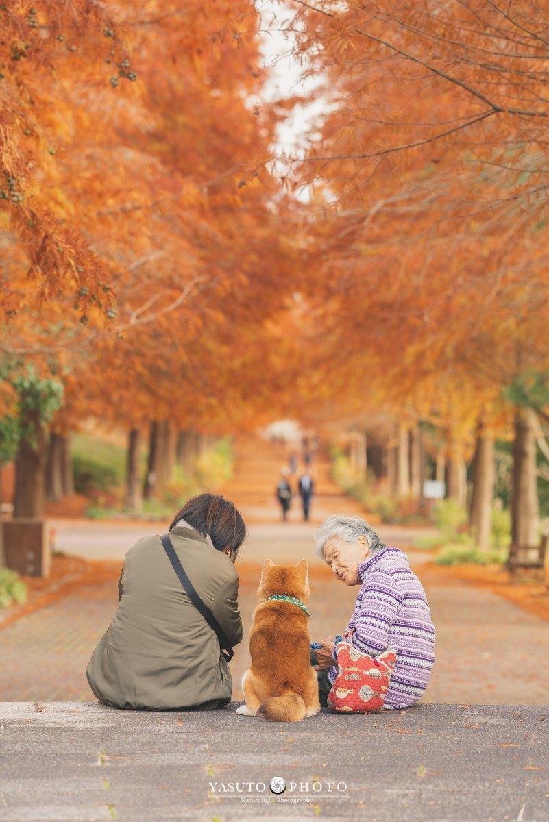 家族。#東京カメラ部 #祖母グラフィー
