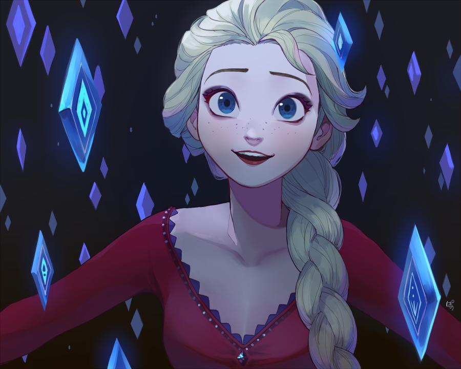 未知の旅へ#Frozen2