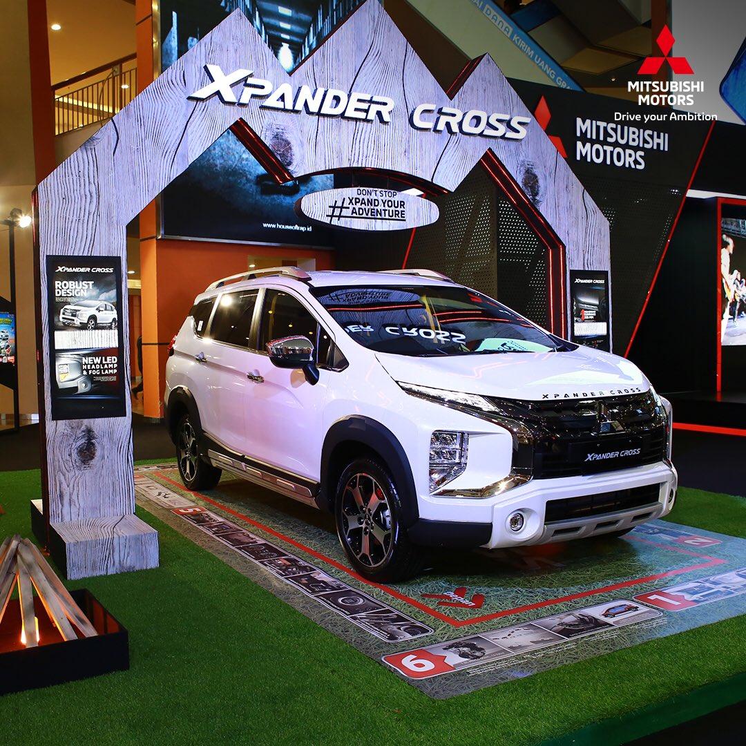 Mitsubishi Family, yuk ke Mitsubishi Auto Show pada pekan ini yang akan berlangsung di Summarecon Mall Serpong (Tangerang), Botani Square Mall (Bogor), Cibubur Junction (Cibubur), Big Mall (Samarinda), dan Center Point Mall (Medan).