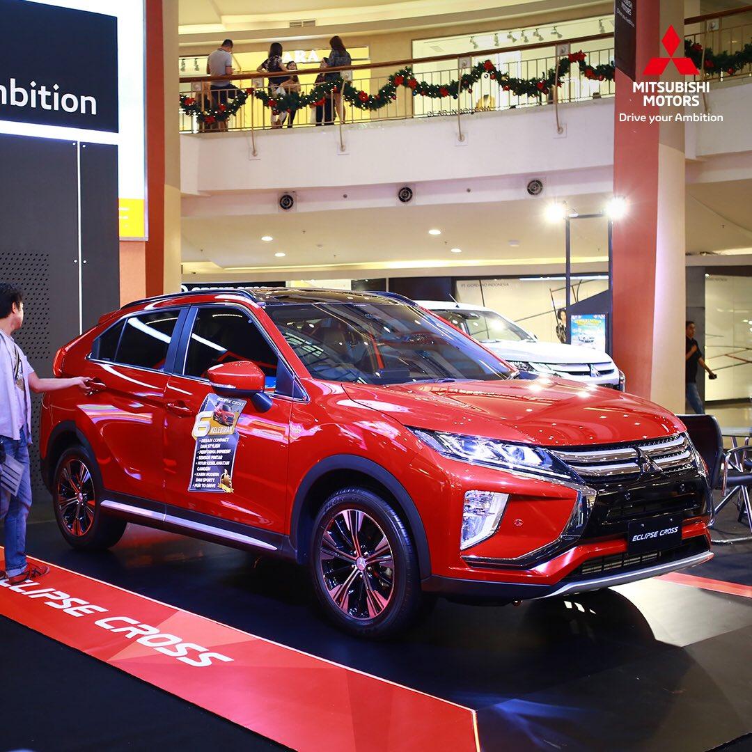 Segera kunjungi event ini mulai 5-8 Desember 2019 untuk lihat dan test drive langsung kendaraan Mitsubishi Motors.