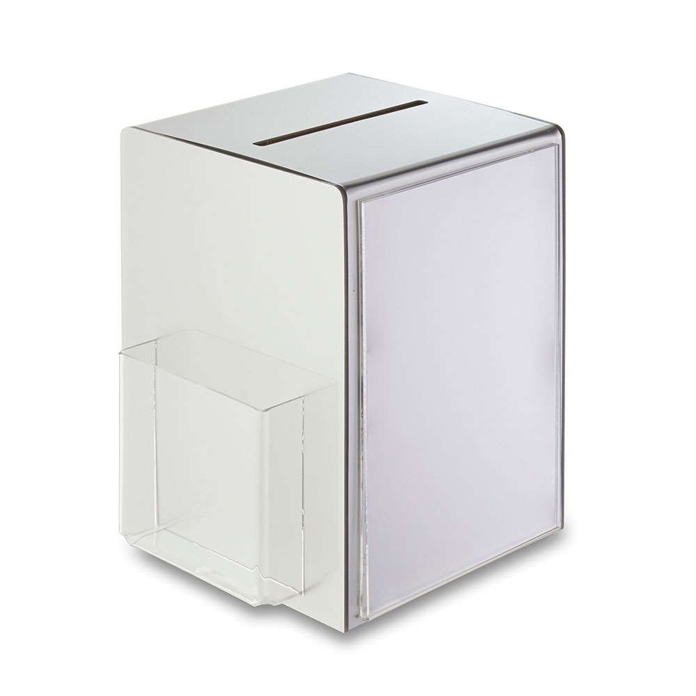 With Election Day looming closer, get ready to vote your way using our range of enclosed Ballot Boxes. Total privacy for voters and easy collection after the voting day. Space on the outside for pencils and information too.  #Voting #ElectionUK2019