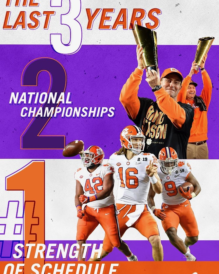 Hope you are #AllIn  for #ClemsonFamily <br>http://pic.twitter.com/0LUf0sQOJC