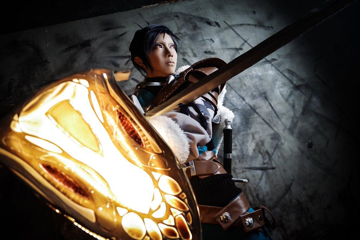 【cosplay】FE風花雪月 Fire Emblem: Three Houses.フェリクス/Felix王国の盾を継ぐものphoto:kouさん@kourevolution#FireEmblemCosplay #FE3H#FireEmblemThreeHouses