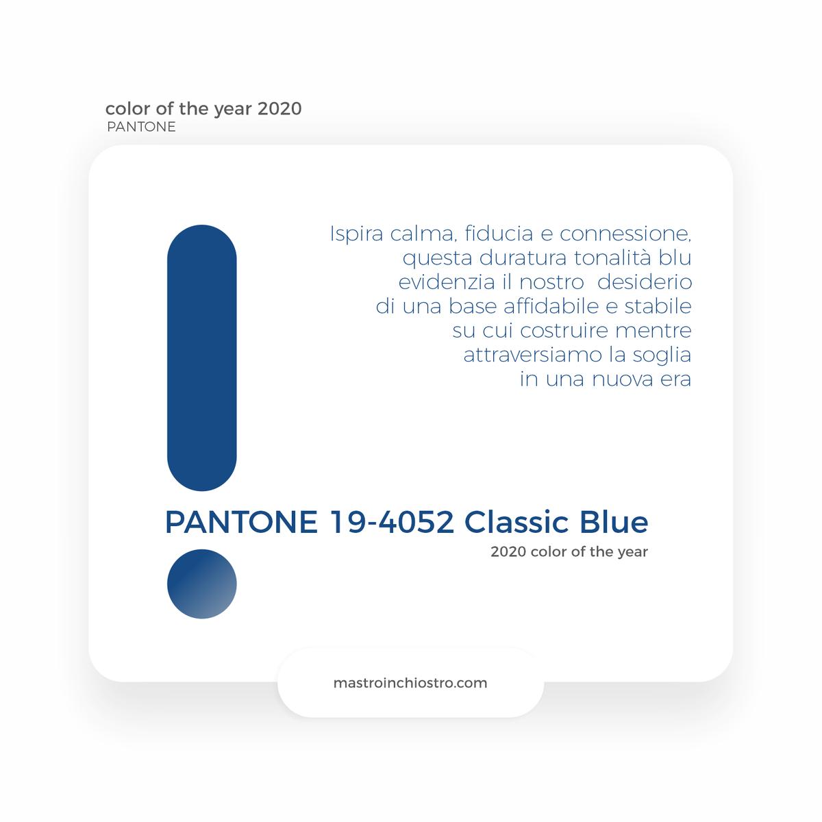 #ClassicBlue