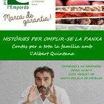 Image for the Tweet beginning: CONTA CONTES de la Marca