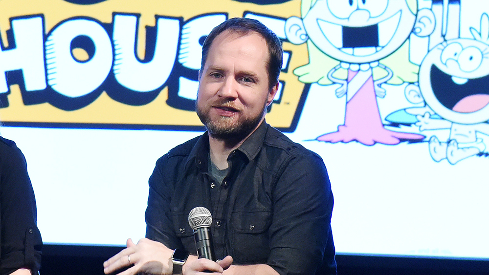 In 2017 the creator and director of #theloudhouse at @NickAnimation Chris Savino was fired for sexual harassment. Soon he will be back in the industry after a slap on the wrist from @sagaftra . He also made comics for himself about a little boy who wants to have sex with his mom