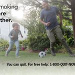 Fill your #ThursdayThoughts with all of your reasons for staying smokefree. For free help while quitting smoking, visit https://t.co/N6zYMofnEY.