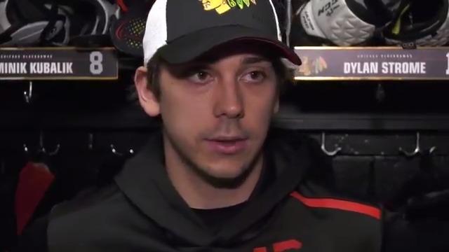 @NHLBlackhawks's photo on Dylan Strome