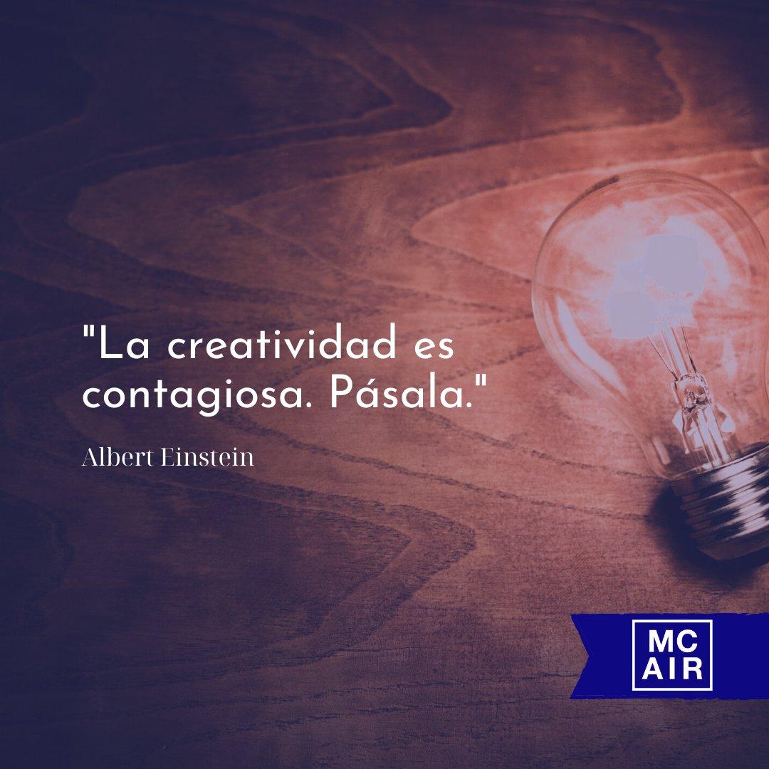 Cuando te rodeas de personas con grandes dotes artísticas o creativas, algo en tu interior germina. #Inspiración #Emprendedores #Creatividad