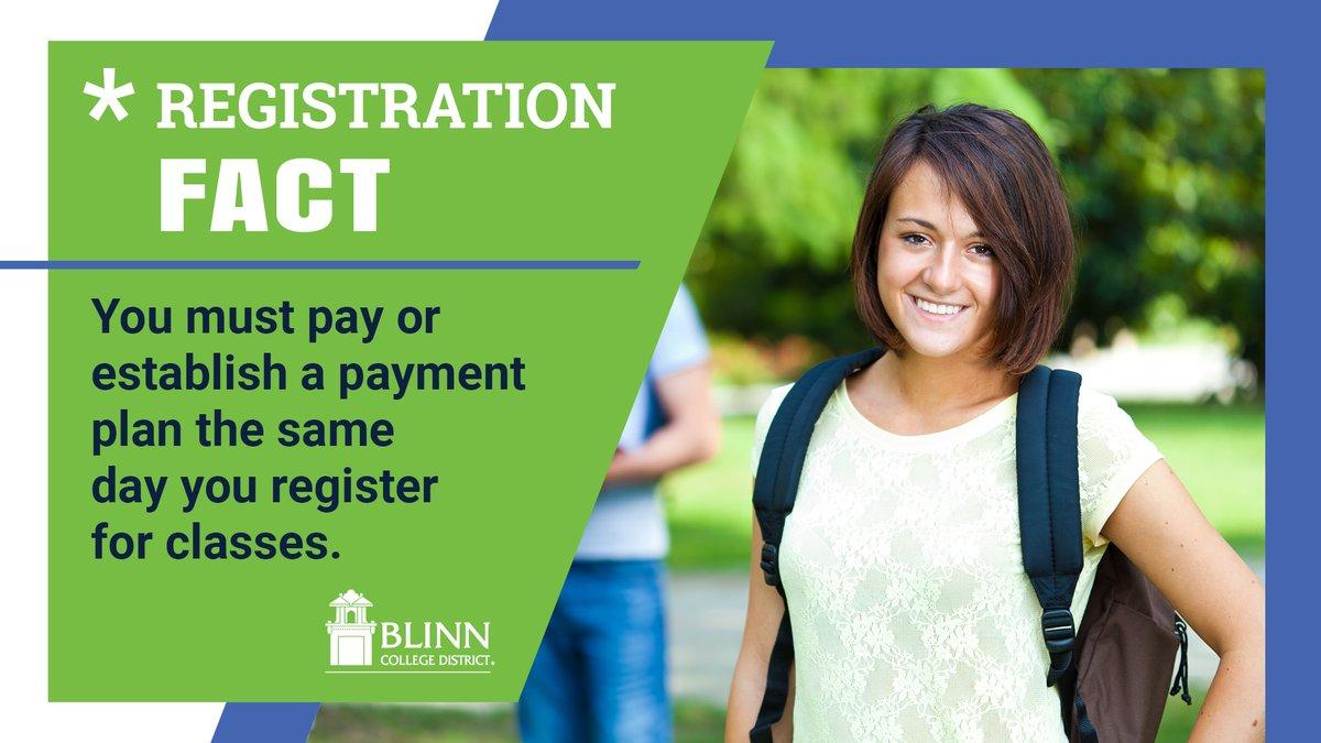 Blinn Registration Summer 2020.Blinn College District Blinncollege Twitter