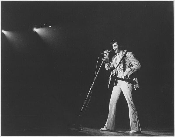 """I can sing this song all day."" - #ElvisPresley . #RockAndRoll #MusicHistory #LegacyRecords #Elvis #TheKing"