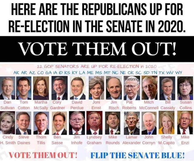 Republicans are bad for America folks- vote them all out!!!