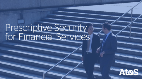 [#DataProtection] Improving security performance across the Financial Services organizations...