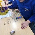 Image for the Tweet beginning: Exploring missing perimeter in maths