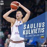 Image for the Tweet beginning: 🚨 Saulius Kulvietis, un lituanien