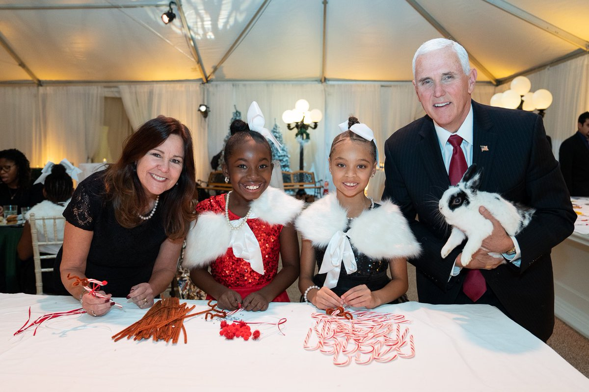 #TBT  to a memorable night with Eagle Academy students and special guest Marlon Bundo! So fun to have our rabbit meet all the students! ❤️