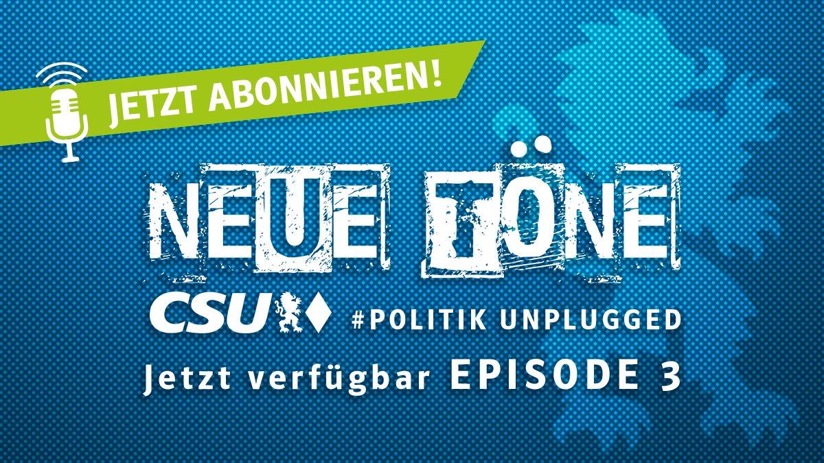 """Zu Gast beim Podcast von CSU-Generalsekretär @MarkusBlume. Wir reden über Kitsch in der Politik, die Anziehungskraft von Bäumen, weshalb der """"Schwarze Kanal"""" nicht der """"Bayernkurier"""" ist und warum ein Toni Hofreiter im Süden genug ist (sorry, lieber Markus Söder)."""