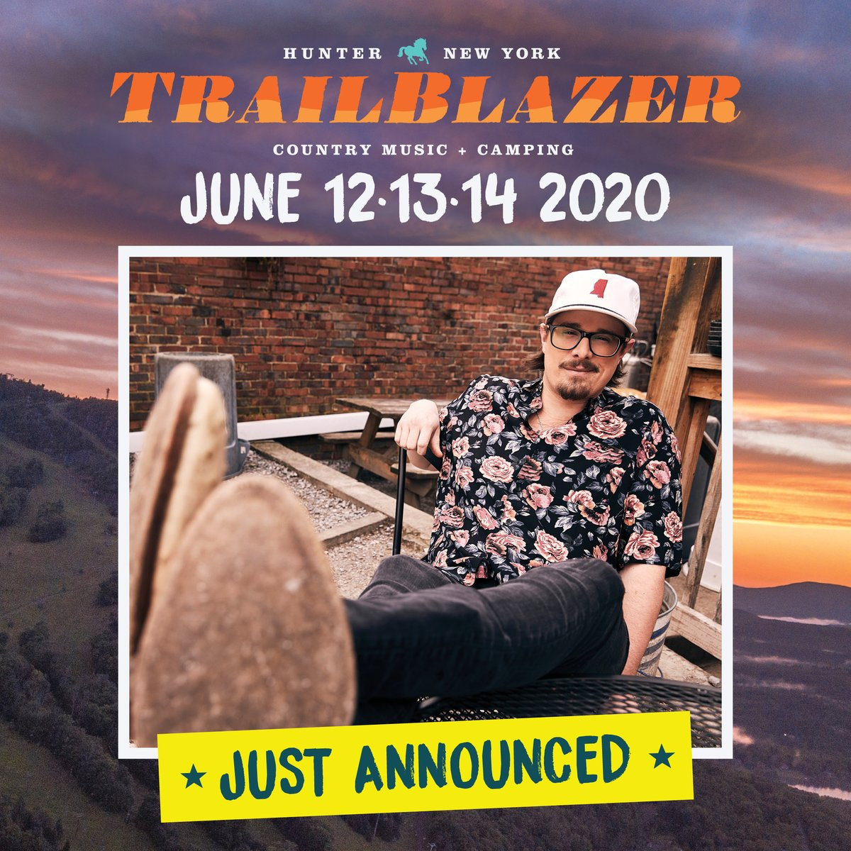 See y'all at the @trailblazerfest at Hunter Mountain in the Catskills this June! Grab your passes Fri, Dec 13 at 10am ET🎟: http://bit.ly/TrailBlazerFestival …