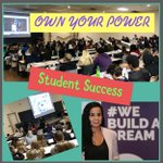 Our Student Success Teachers are with their studen
