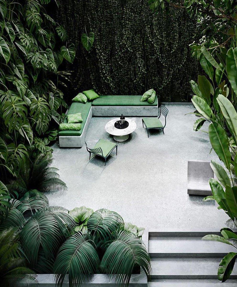 Verde que te quiero verde 💚 Inspiración de diseño de exterior 🌱#remaxnorte#inspiracion#linaciappinobroker
