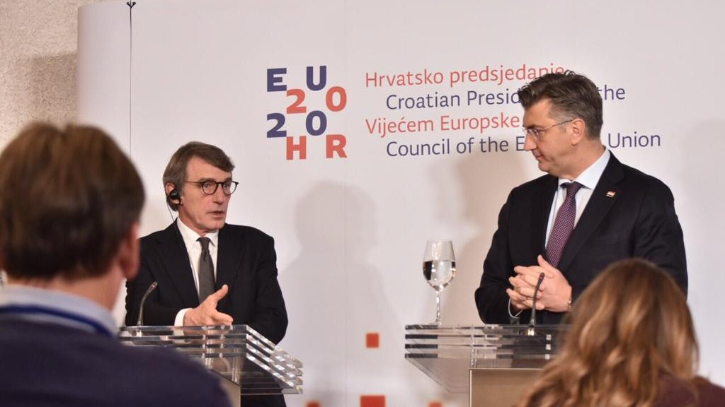 The Croatian Presidency can give vital impetus to overcome the stalemate in enlargement. North Macedonia and Albania belong in the EU. We must reconcile the geographical and political dimension in the Western Balkans to get stronger and better address global challenges. #EU2020HR