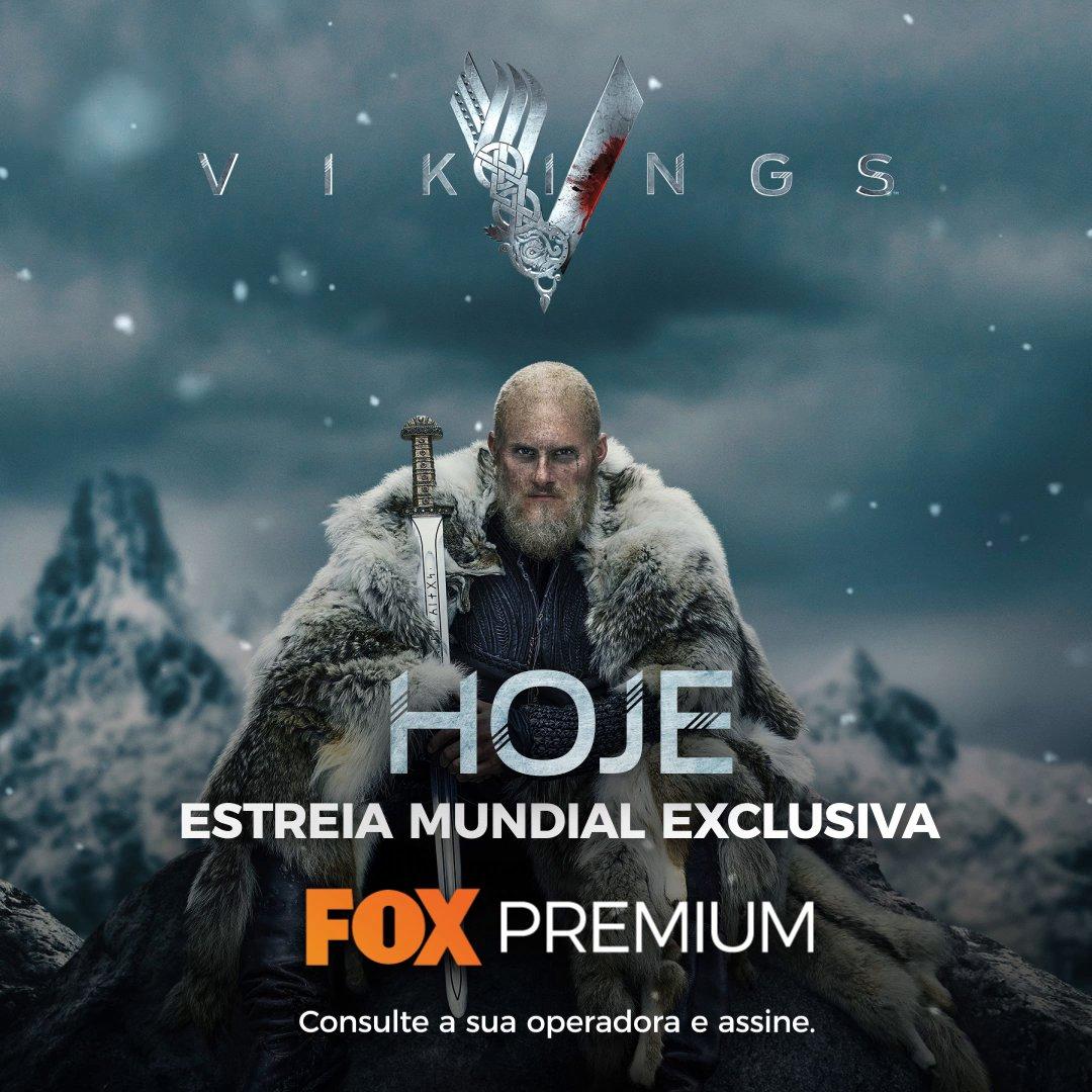 @foxpremiumbr's photo on #vikings