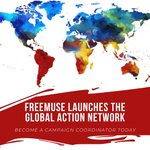 Image for the Tweet beginning: Join our Global Action Network