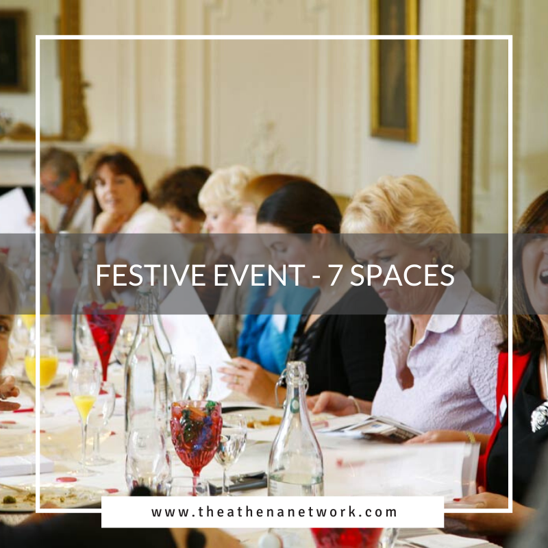 Xmas Do with a difference? Come & meet our fabulous members and guest #speaker High Sheriff of #Bedfordshire Meryl Dolling at #Athena Beds & St Albans #networking do - Tuesday 10th at the @WoodlandManor in Clapham, #Bedford. 11.30 to 2.30! https://t.co/TCtxlllWcX #network https://t.co/7DEeDPpmvj