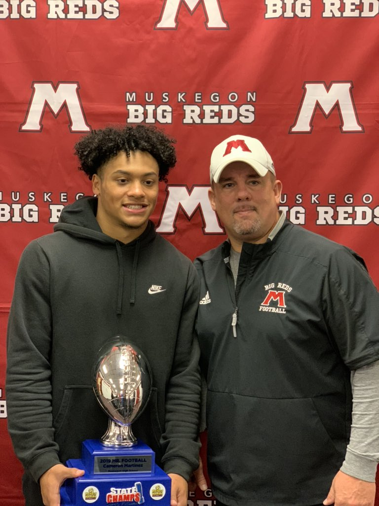 Ohio State Commit Named Mr. Football In The State Of Michigan