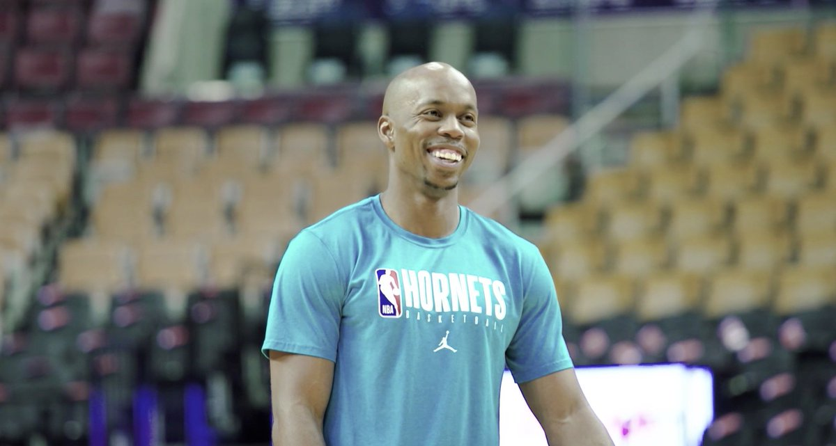 WATCH: Charlotte Hornets assistant coach and Toronto native, Nathaniel Mitchell is On The Cusp.  https://youtu.be/KGyCbxVt5SY  #NBAXL