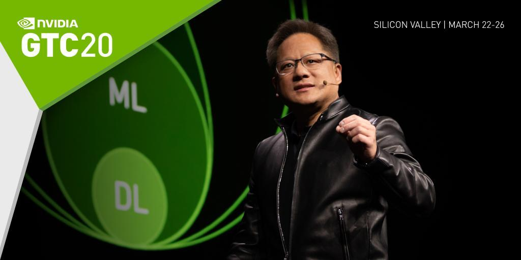 Explore 600+ new sessions. Get 1:1 time with #AI experts. Network & train. It's all happening at #GTC20. Register early to save. Learn more: https://nvda.ws/33PfewD