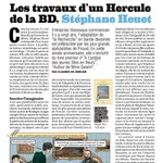 Image for the Tweet beginning: #revuedepresse À l'honneur dans @MarianneleMag,