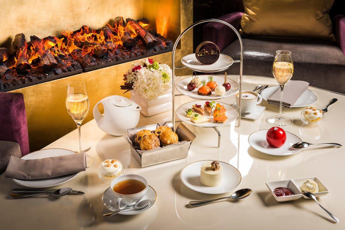 RT @MO_PARIS: Winter tea time with a Christmas touch 🎄 #MandarinOrientalParis #JaimeParis #teatime #sweettreats https://t.co/hBACBazarV