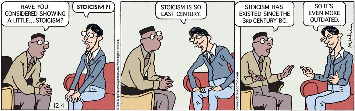 Pros and Cons #comicstrip #cartoon (link:  )