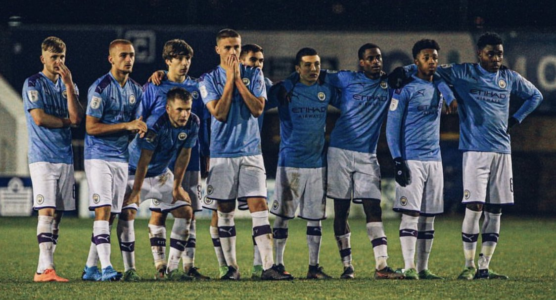 Manchester City U21s will face Scunthorpe United at Glanford Park in the third round of the  http:// Leasing.com     Trophy.  Date, kick-off time and ticket details will be released in due course.  #MCFC @ManCityAcademy <br>http://pic.twitter.com/9xW5kcyY9p
