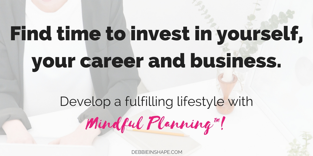 Develop a fulfilling #lifestyle with Mindful Planning™. #coaching