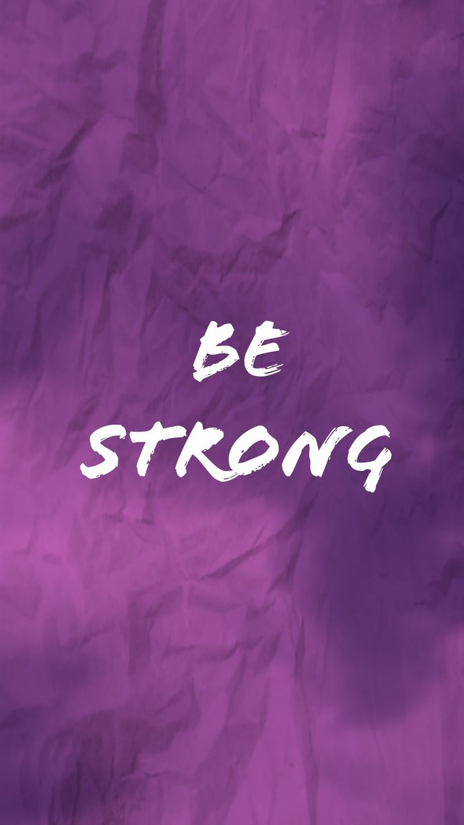 Be stronge becuase life is short  #Purple #bestronge #brand #arts #gaming #Mongolia #tweeter #follo4folloback #artwork