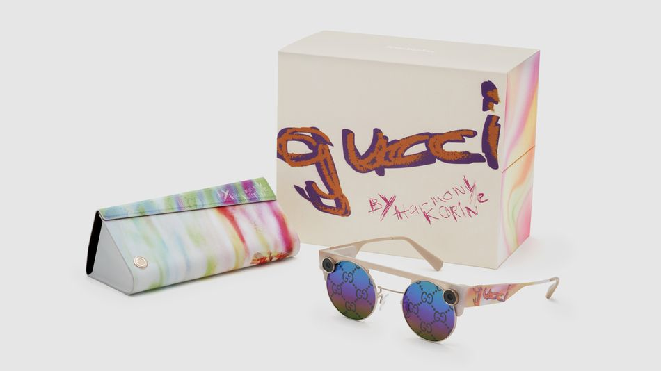What's worse: These Gucci Snapchat Spectacles or the video promoting