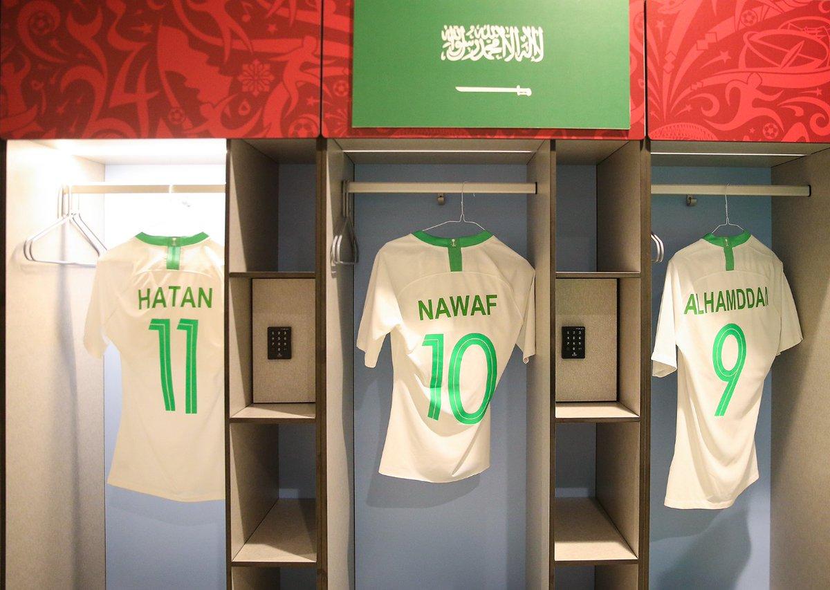 #خليجي24 (نصف النهائي):  - بداية المباراة:  #السعودية  - #قطر  #السعودية_قطر